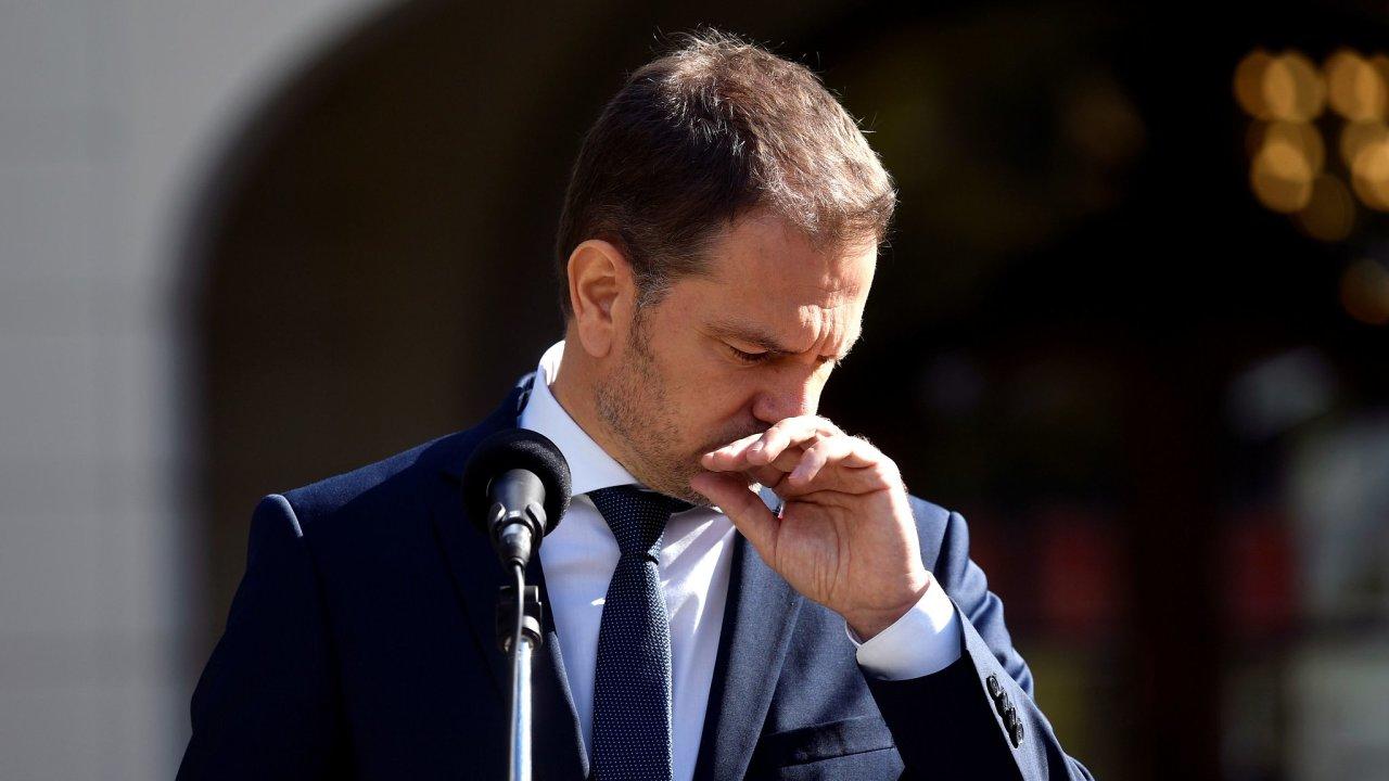 Matovič o víkendu vyjádřil ochotu rezignovat, krok ale podmínil splněním několika požadavků.