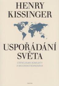 Henry Kissinger: Uspořádání světa, Prostor, 2021
