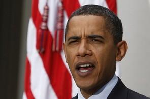 Obama je půl roku v čele USA