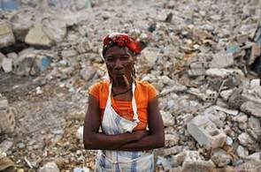 Haiti, rekonstrukce