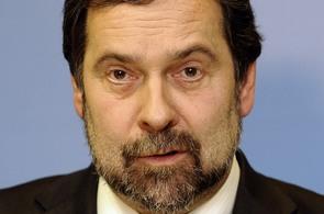 Ministr vnitra Radek John (VV)