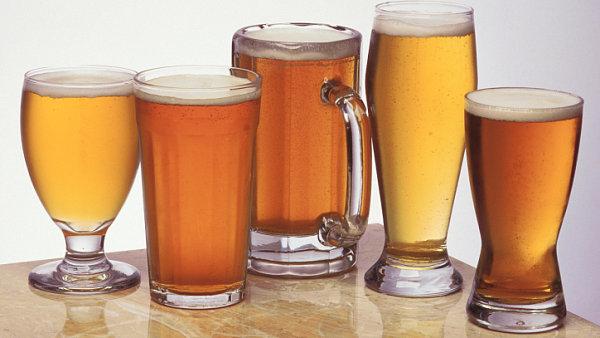 Prodej piva poroste i p��t� rok.