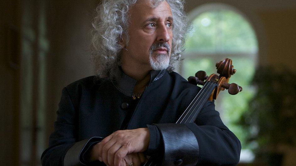 Mischa Maisky v minulosti hrál s Českou filharmonií i na festivalu v Českém Krumlově.