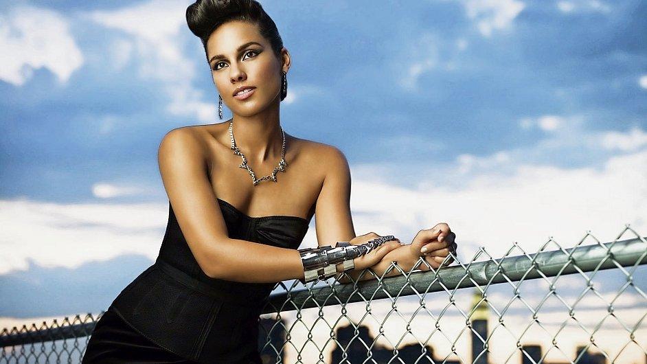 Alicia Keys přiveze v červnu nové album Girl on Fire také do Prahy
