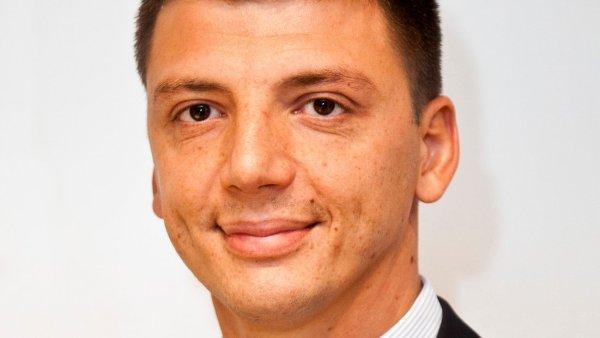 Christian Sokcevic, generální ředitel společnosti Panasonic pro region střední a jihovýchodní Evropy.