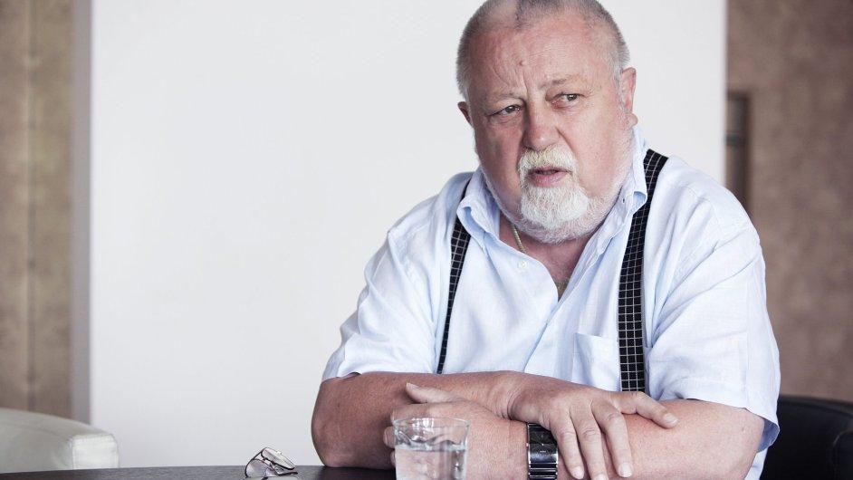 Zdeněk Juračka,  prezident  Svazu obchodu a cestovního ruchu ČR