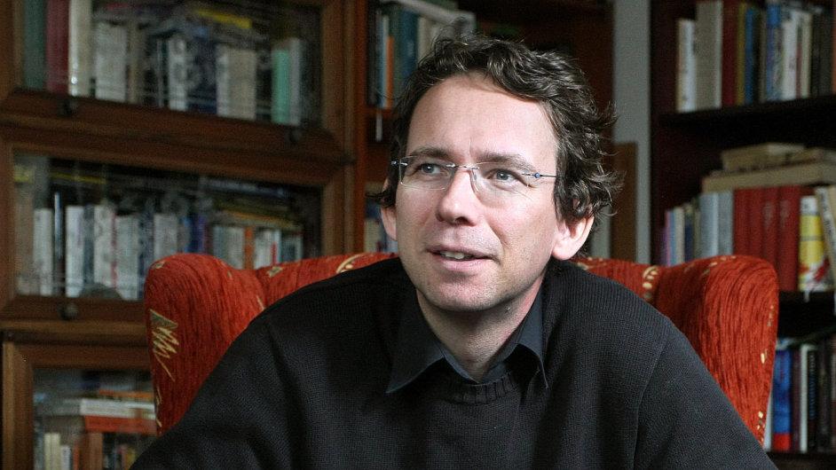 Petr Drulák, Ředitel Ústavu mezinárodních vztahů