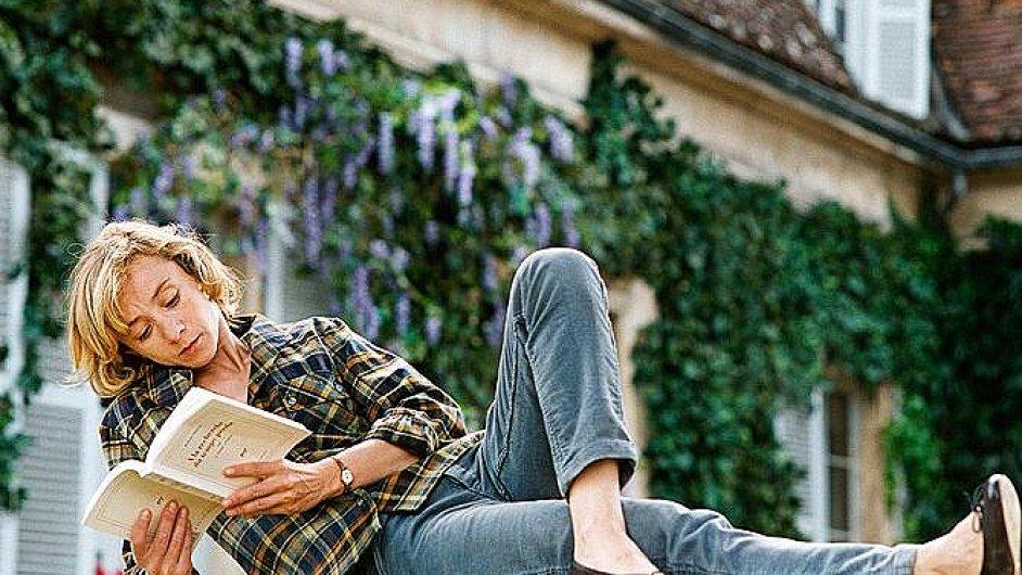 V životopise Nehanebné lásky Françoise Sagan hrála titulní roli Sylvie Testudová