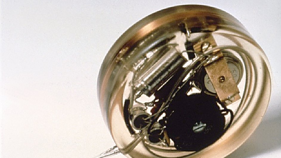 First pacemaker Siemens Elema 1958
