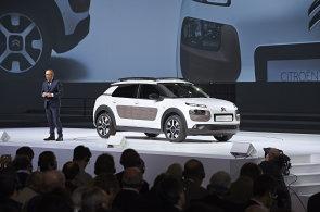 Citroën C4 Cactus chrání karoserii vzduchovými kapslemi. Revolučních přístupů nabízí spoustu