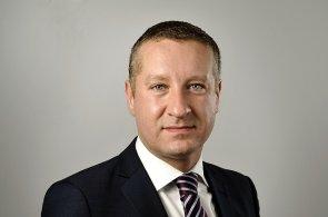 Jiří Sven Svěrák, oblastní ředitel společnosti EMC pro Česko a Slovensko