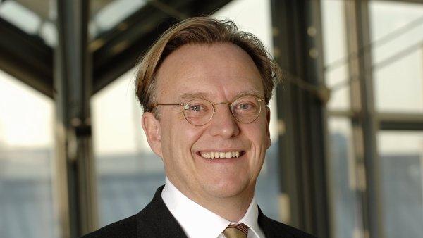 Andreas Meissner, vedoucí partner advokátní kanceláře TaylorWessing v německém Hamburku