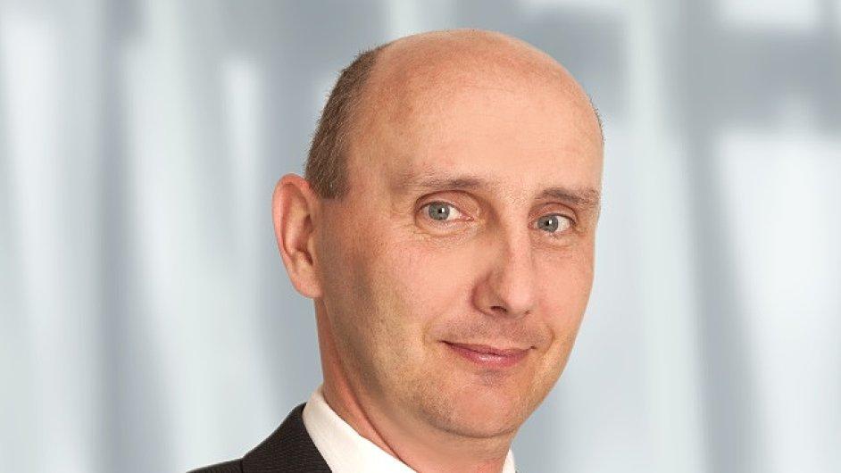 Ludvík Baleka, ředitel divize obchodu s plynem ve společnosti MND
