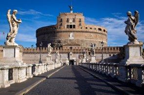 Prohlídka římských památek za běhu. Vyznavači joggingu mají vlastní okruh