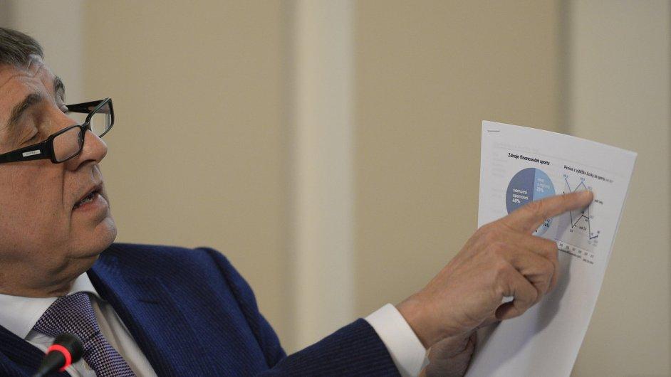 Ministerstvo financí loni přidělilo 60 zakázek bez veřejné soutěže (ilustrační foto).