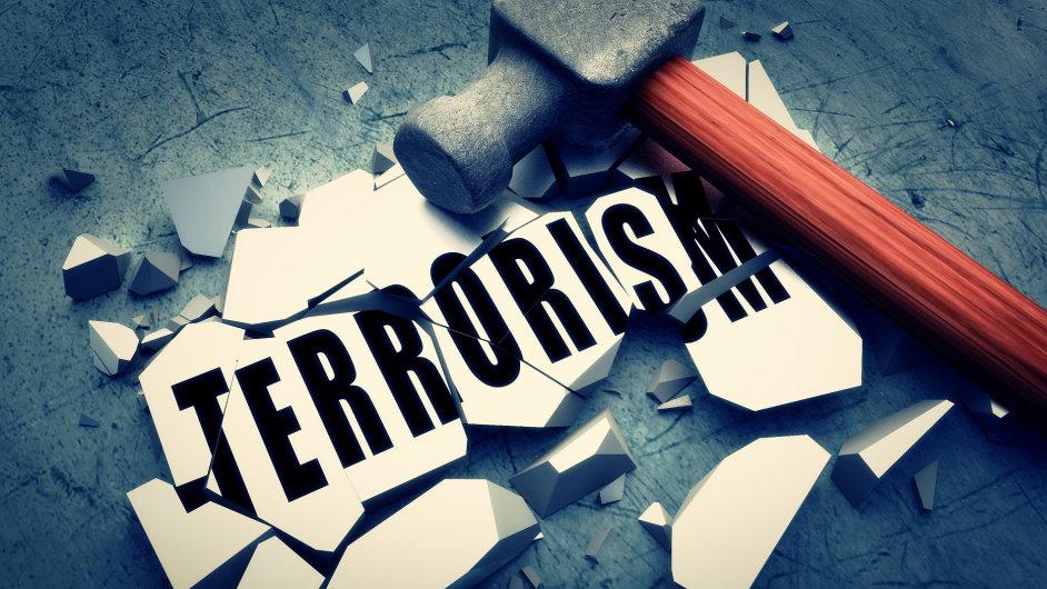 Terorismus, ilustrační foto