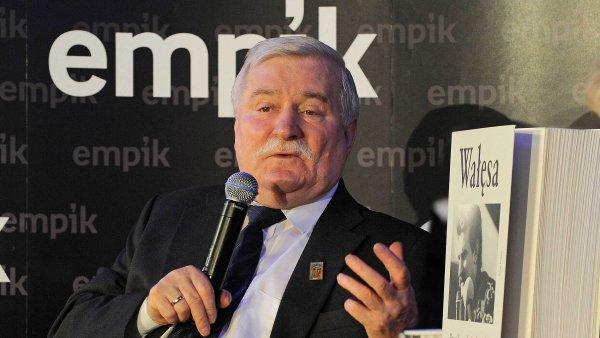 Przemyslawův otec, třiasedmdesátiletý Lech Wałęsa, získal v roce 1983 Nobelovu cenu míru za svou roli při vedení hnutí Solidarita.