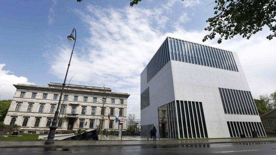 Mnichovské dokumentační středisko pro historii nacismu bylo otevřeno k 70. výročí osvobození města americkou armádou.