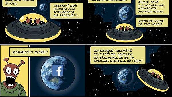 Proč máš tak velké oči, Facebooku?
