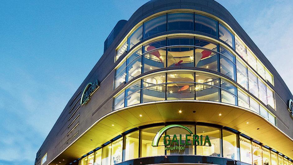 Galerii Kaufhof koupí kanadská společnost HBC.