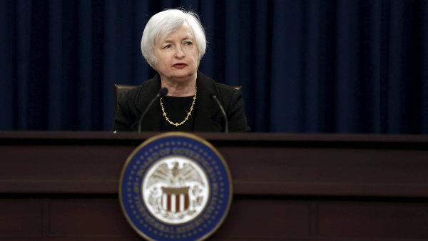 Podle americké centrální banky ekonomika USA i nadále expanduje - Ilustrační foto.
