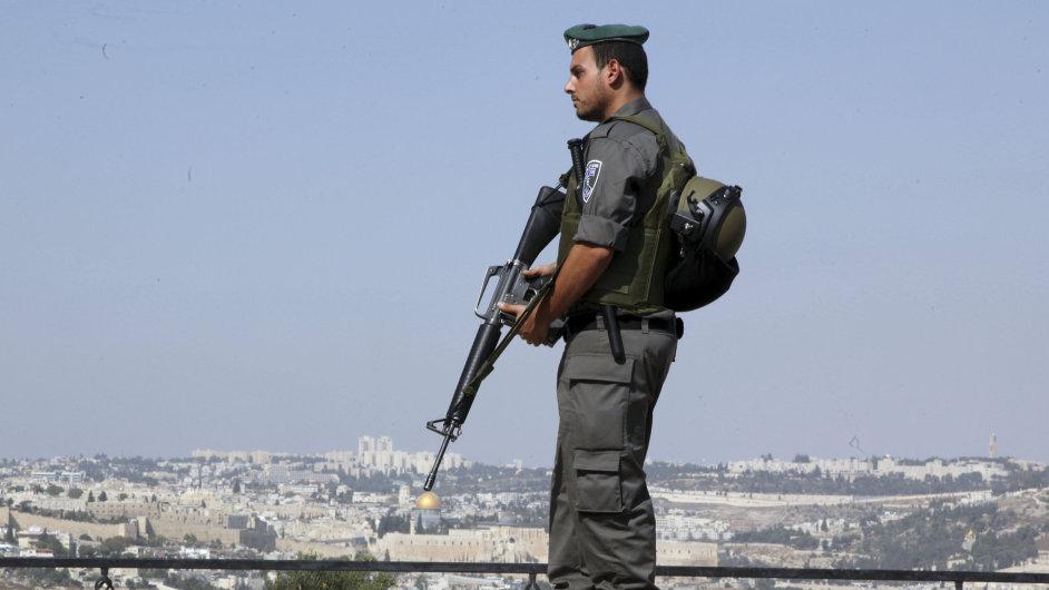 Nepokoje v Jeruzalémě si vyžádaly přísná bezpečnostní opatření ze strany Izraele.