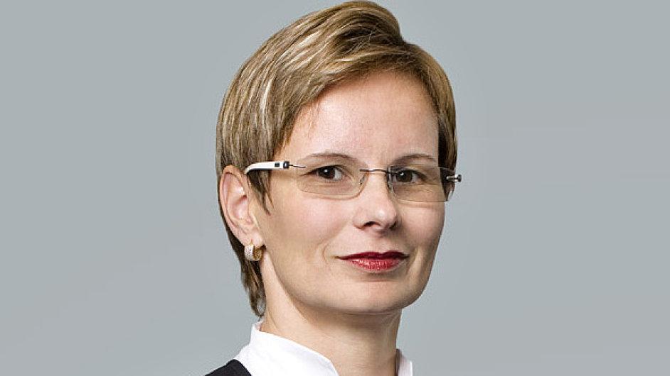 Zita Horešovská, provozní ředitelka společnosti Czech facility