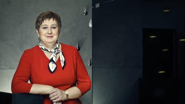 Petra Procházková, finanční ředitelka skupiny Agrofert
