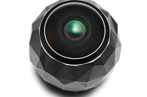Kulatá kamerka 360 Fly nabízí trojrozměrný pohled na svět