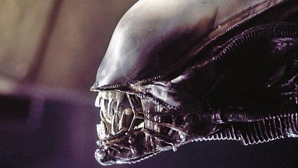 D�siv� dojem z hlavy Vet�elece m�l v p�edstav�ch Ridleyho Scotta pos�lit shluk �erv� v polopr�svitn� hlav�. Nakonec se tv�rci spokojili s kyselinou odkap�vaj�c� z d�siv� �elisti.