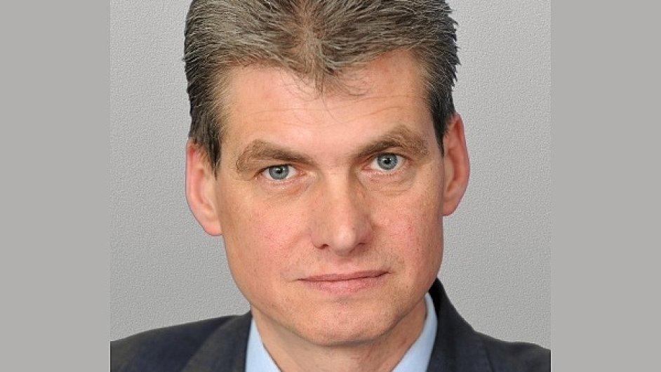 Milan Řepka, manažer komunikace a mluvčí společnosti OMNIPOL