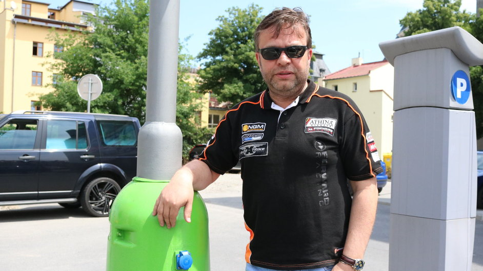Podnikatel Pavel Brída