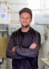 Marcel Ihnačák,šéfkuchař amajitel restaurace.