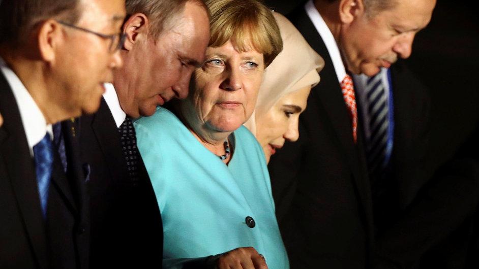 G20, Merkelová