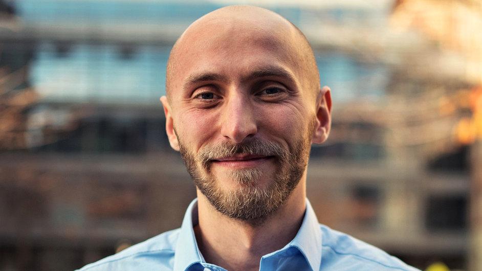 Ondřej Franek, projektový manažer mobilní divize společnosti Etnetera