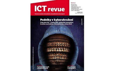 Právě vyšlo: <BR> ICT revue 12/2016