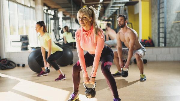 Fitness s kettlebellem