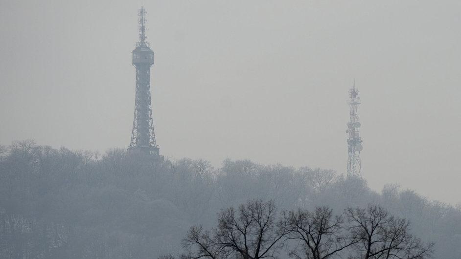 Smogová situace v Praze