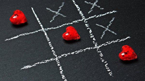 Valentýn - Ilustrační foto