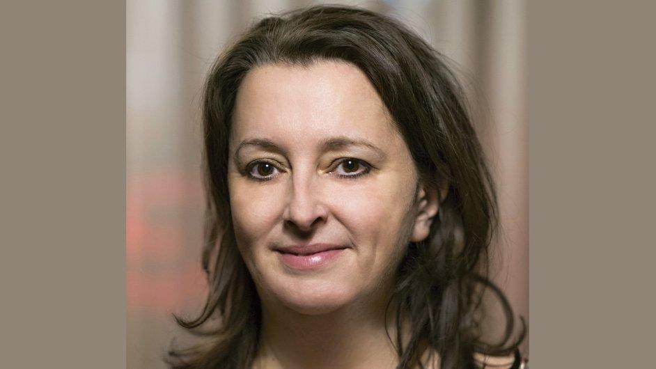 Zuzana Kocmaníková, generální ředitelka společnosti IBM Česká republika