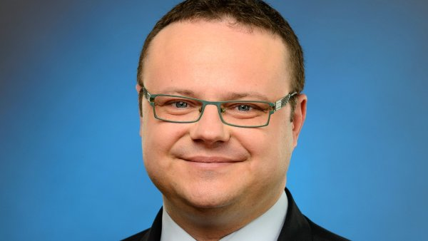 René Zavoral, generální ředitel Českého rozhlasu a člen Evropské vysílací unie (EBU)