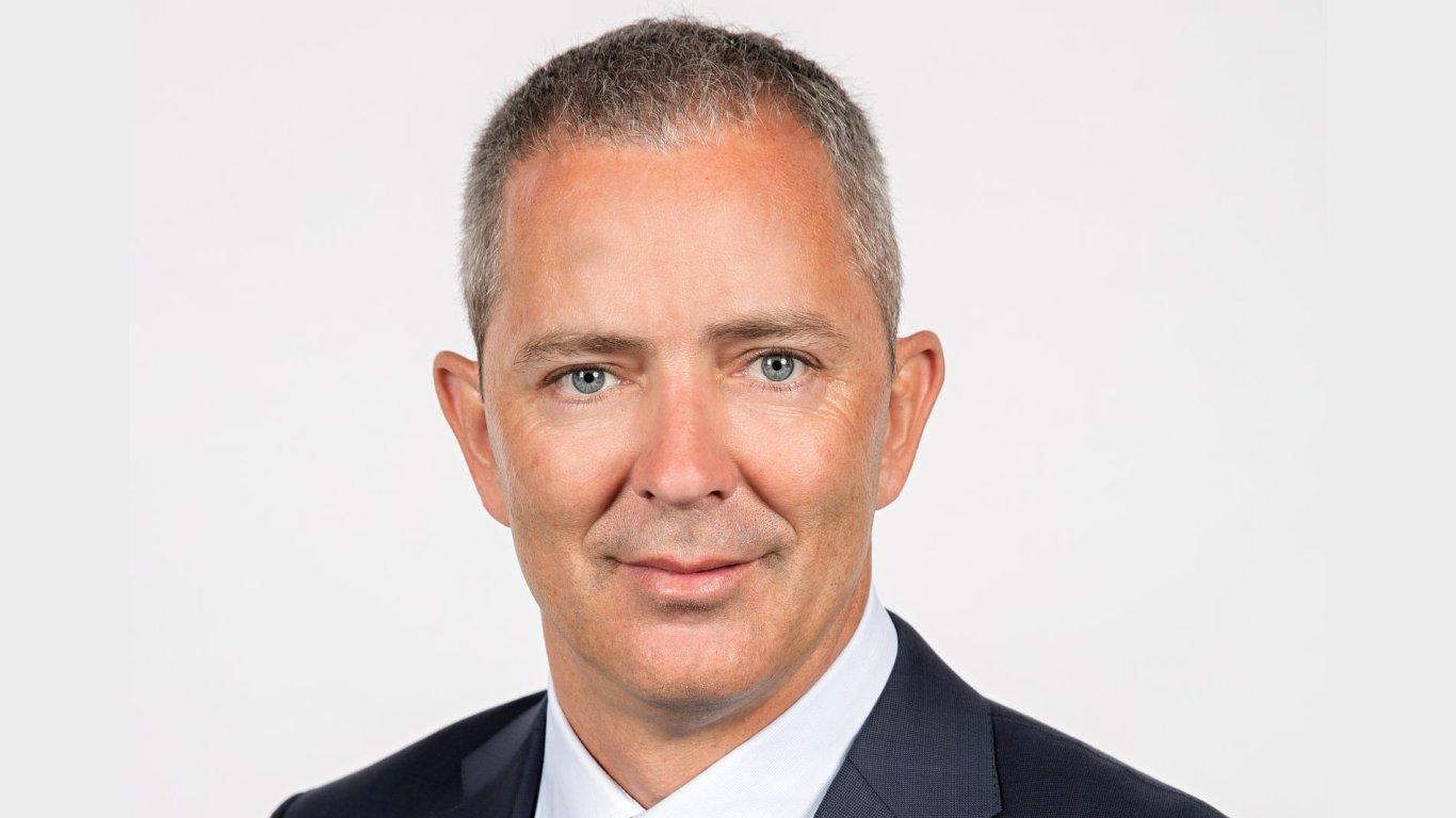 Martin Sůra, generální ředitel společnosti Atos IT Solutions and Services pro ČR a SR
