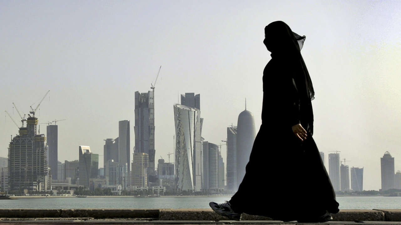 Země Perského zálivu obviňují Katar zpodpory terorismu. Má jej podporovat finančně avDauhá (nasnímku) sídlí členové islamistických skupin jako Hamás či Tálibán.