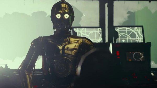 Film Star Wars: Poslední z Jediů začnou české biografy promítat 14. prosince.
