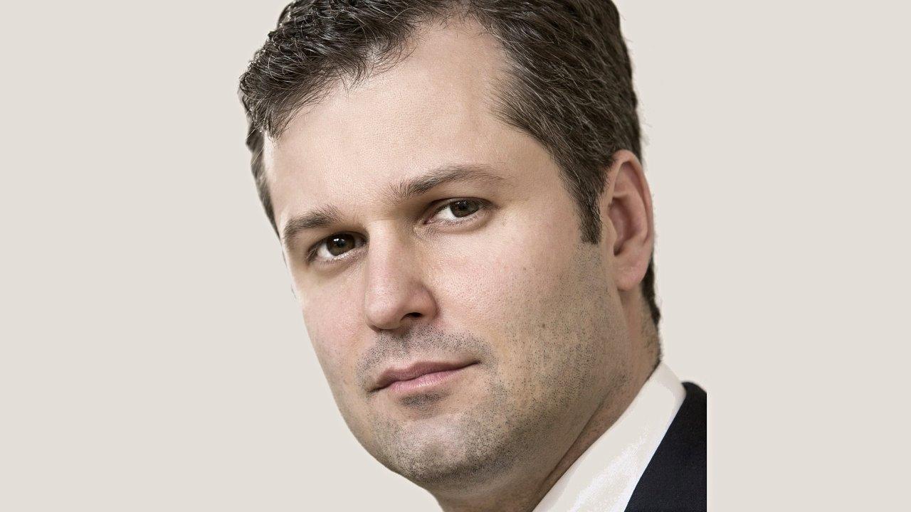 David Soukup, obchodní ředitel LINET Group