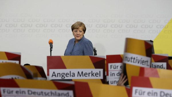 Živě: Merkelová počtvrté zvítězila, o koalici bude jednat se Zelenými a FDP. Úspěch AfD je přelomem v dějinách spolkové republiky