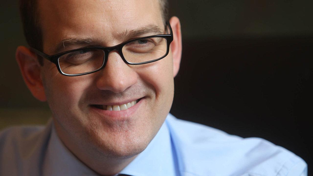 Daniel Křetínský je většinový vlastník přední středoevropské energetické skupiny Energetický a průmyslový holding (EPH).