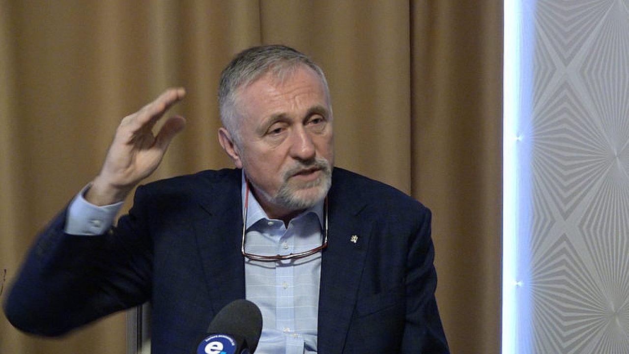 Mirek Topolánek: Tento rozhovor můžeme klidně ukončit