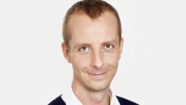 Jan Rezek, marketingový ředitel společnosti Foxconn 4Tech