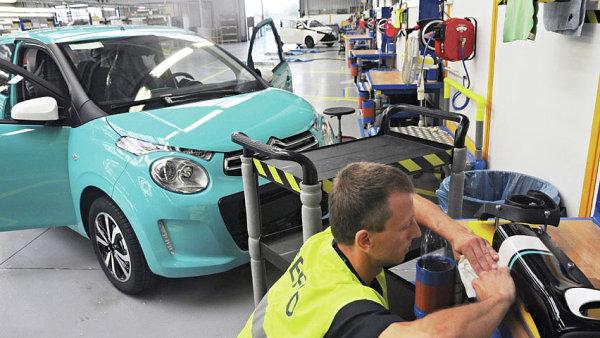 Gefco otevřelo další pobočku pro zákazníky z automobilového průmyslu (ilustrační foto).